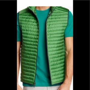 🔥🔥BROOKS BROTHERS down BRAND NEW quilted vest.